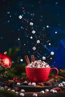 Ursa Major (with marshmallow) by dinabelenko
