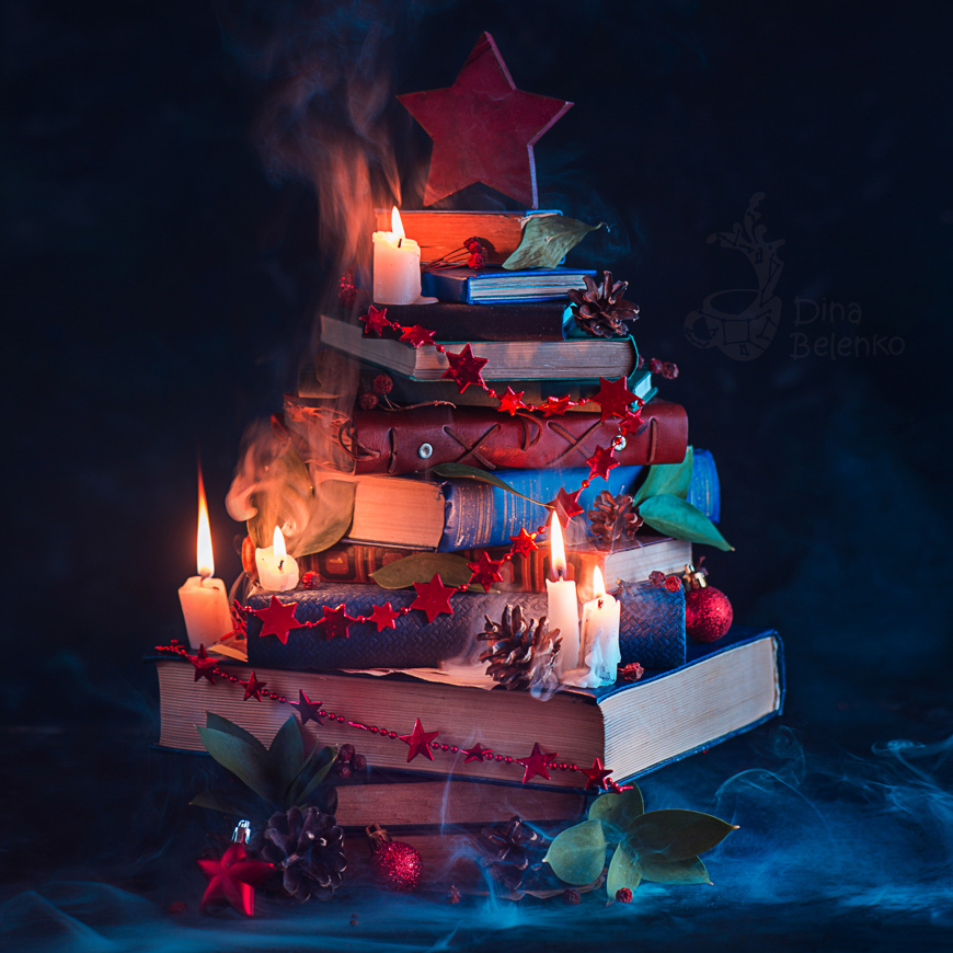 Merry Readers by dinabelenko
