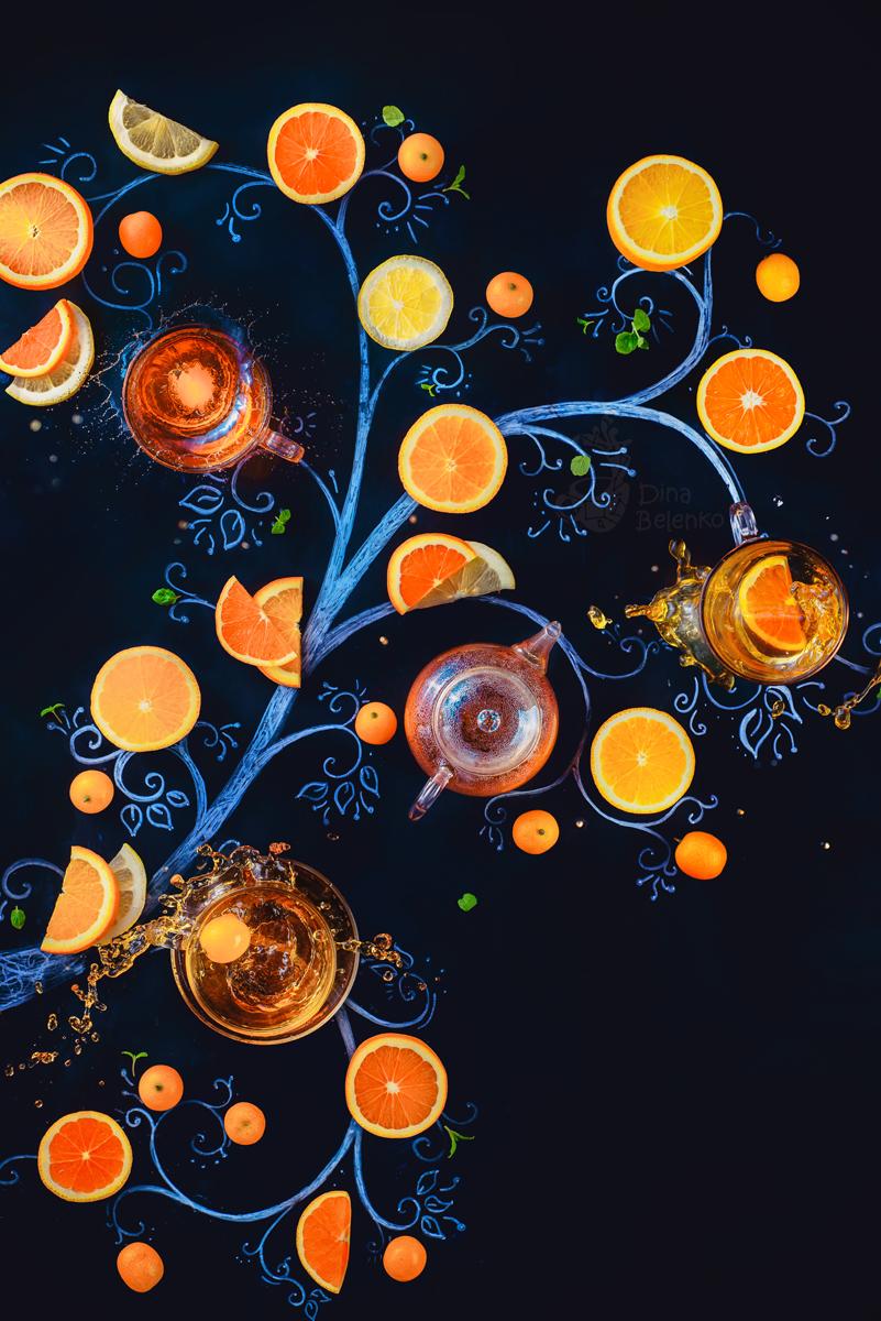Lemon Tea Tree by dinabelenko