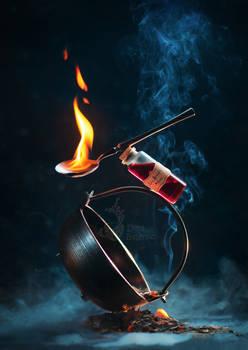 Fire Breath Potion