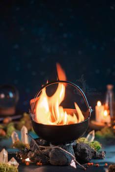 Fire Potion