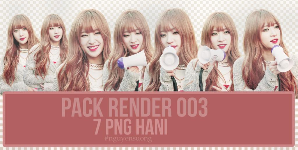 HANI RENDER PACK 003 - #nguyensuong by Hanahsunhyo2k2