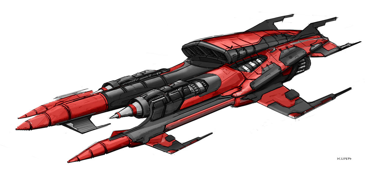 spaceship design by jasons21 - photo #9