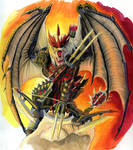 Brontus' armnents: Saurgus