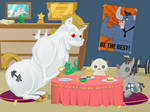The Tea Party by Neitheram