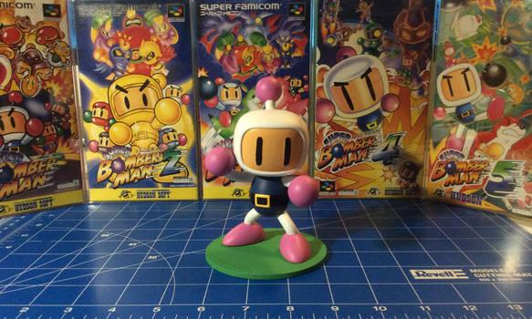 Bomberman - 3D Printing