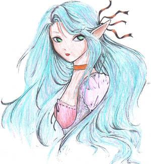 Elegant elf