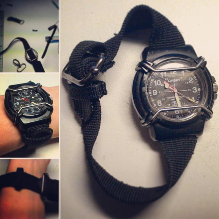 Craft: watch strap by GlayMan