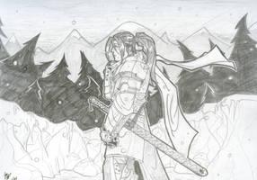 Wolfe Castlebane-RO by n3v3rw1nt3rw0lf3