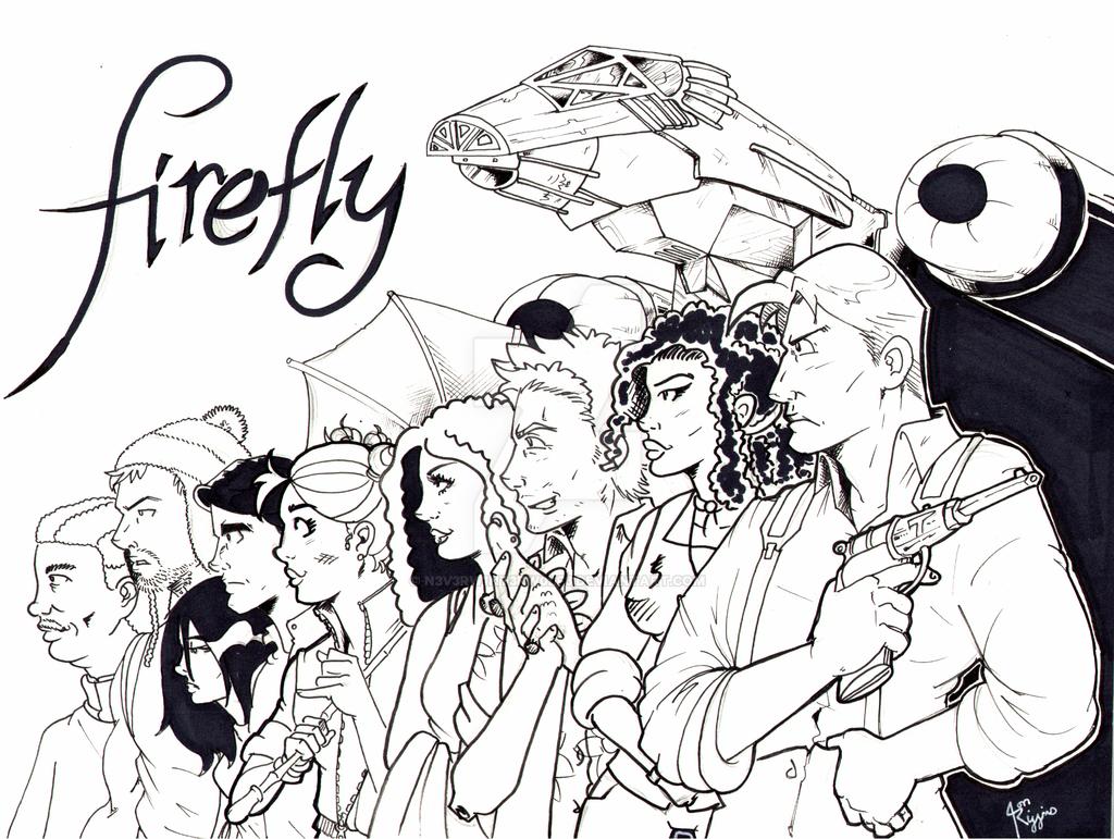 FireflyCast-Inks by n3v3rw1nt3rw0lf3