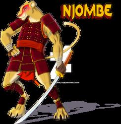 Njombe-Kendachi Samurai