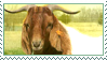 Goat stamp by AngstyChild