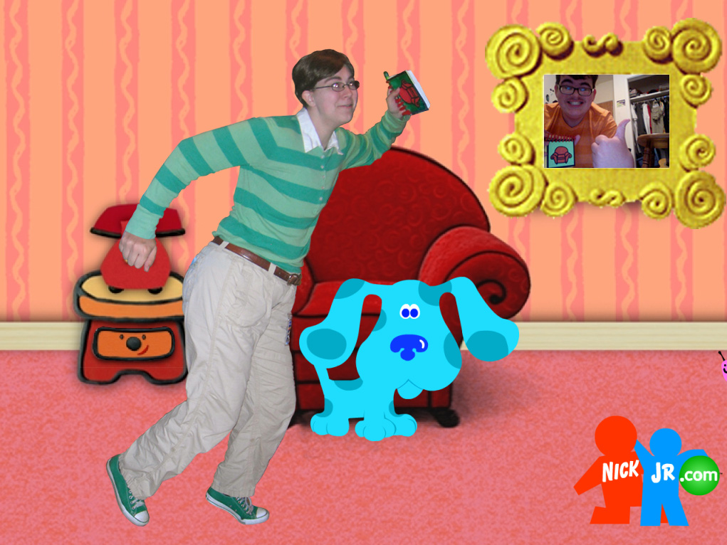 The gallery for --> Blues Clues 2013