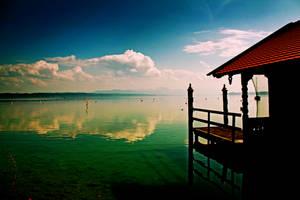 Lake Starnberg by fabbyleur