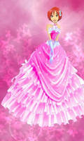WITCHIX- Will's Ball Gown