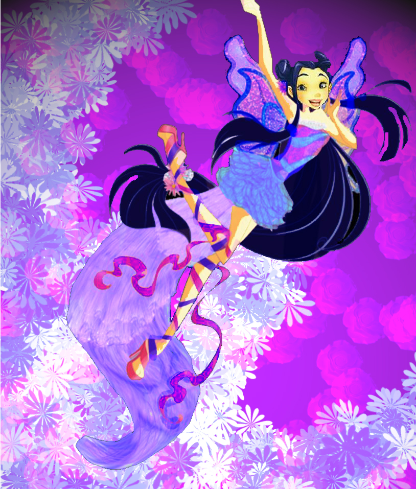 WITCHIX Returns- Hay Lin's Harmonix by IcySeeker