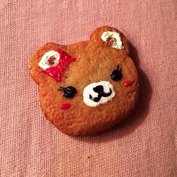 Bear cookie by Araya42