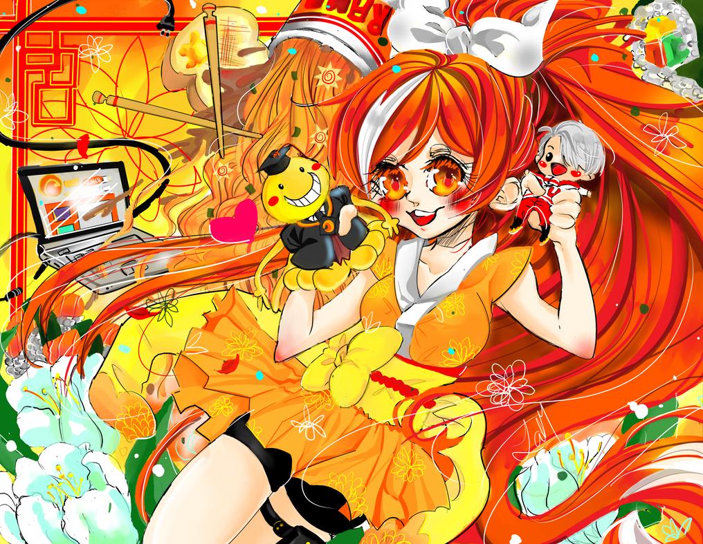Crunchyroll Hime By LaM Chan