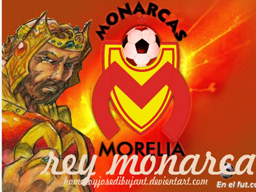 Morelia Monarcas 2011 Monarcas Morelia by Homeroyjosedibujant