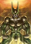 Dragonball Z--Cell