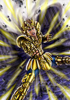 Saint Golden 12--Leo by alvinwcy