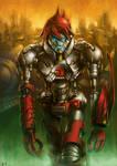 Savage Cyborg J