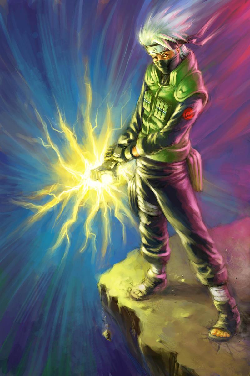 Naruto--Hatake Kakashi 2 by alvinwcy
