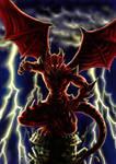 Elf of evildragon