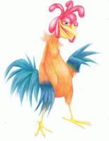 Chicken Joe by Maple-Gunman