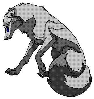 Akela Crying_Wolf_by_SkyeTigar