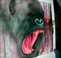 Gorilla 2 by mOe79