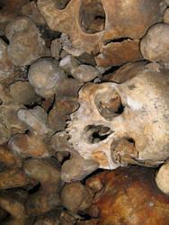 Catacombes de Paris by yaka3d