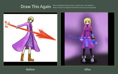 Draw this Again Submission: Acilia