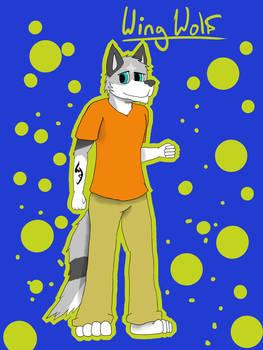 Wing Wolf - Good Boy :3