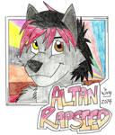 Altan Rapsied in Commission by wingwolf88