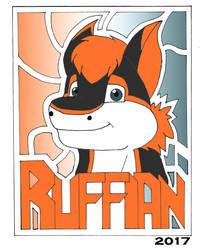 Ruffian in Free by wingwolf88