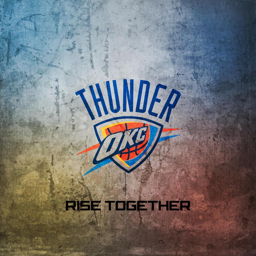 OKC Thunder Wallpaper By Xnyxliljohnny