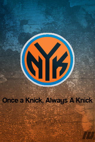 New York Knicks Iphone Wallpaper By Xnyxliljohnny On Deviantart