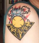 Hellraiser Tattoo by DeadStars