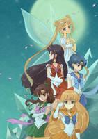Sailormoon SailorStars by amg192003