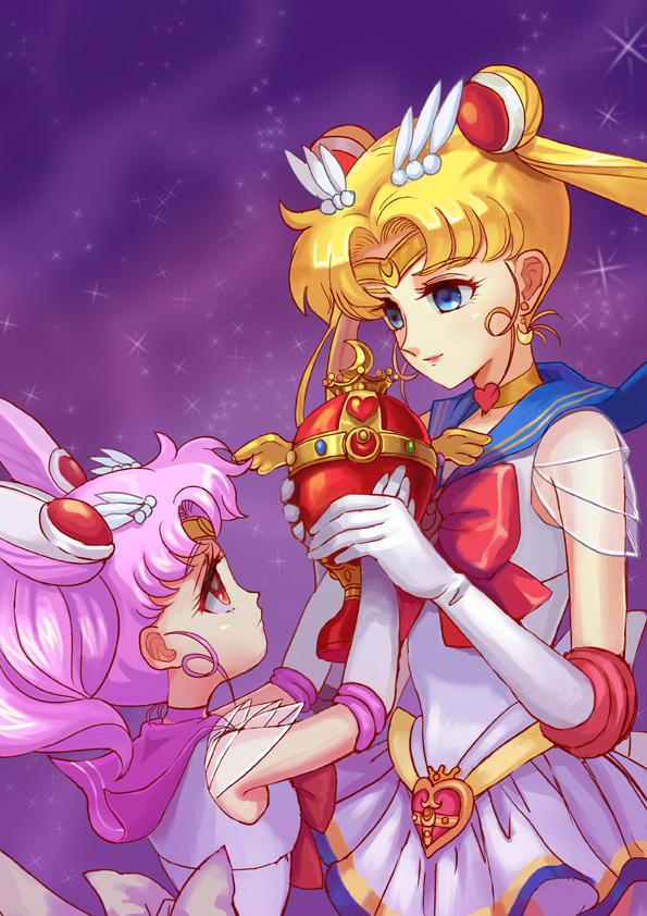 Super  Sailormoon by amg192003