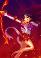 Super Sailor Mars by amg192003