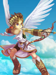 Kid Icarus by amg192003