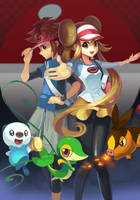 Pokemon BW2 by amg192003