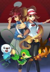 Pokemon BW2 by amg192003