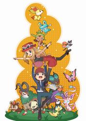 Pokemon XY by amg192003