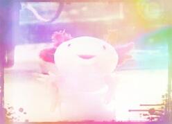 Axolotl by GIRatemytaco