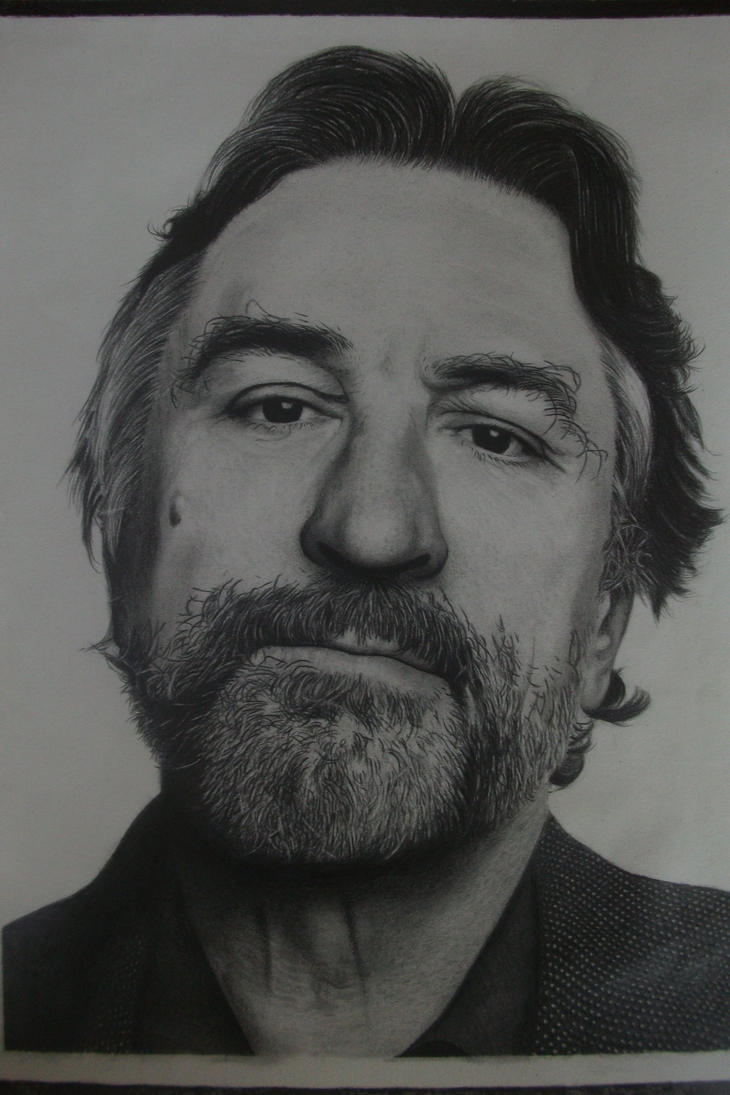 Robert DeNiro by depoi
