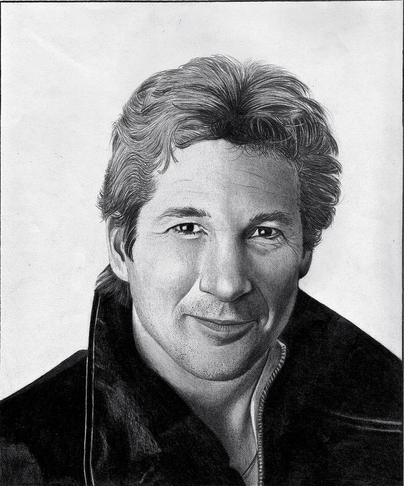 Richard Gere by depoi ...
