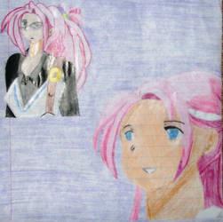 Tessa Drawings